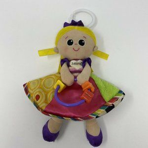 Lamaze Princess Sophie Doll Plush Toy Preowned